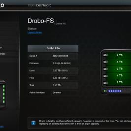 Drobo FS – Why I use it